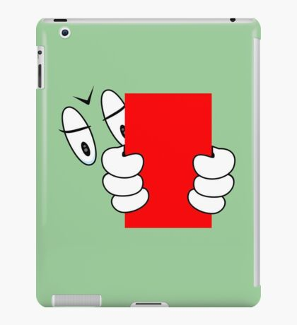 Peek a Pooh VRS2 iPad Case/Skin
