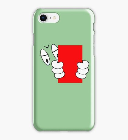 Peek a Pooh VRS2 iPhone Case/Skin