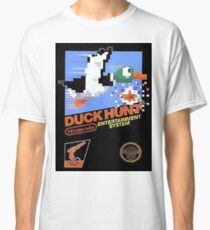 Duck Hunt Nes Art Classic T-Shirt