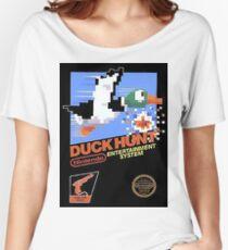 Duck Hunt Nes Art Women's Relaxed Fit T-Shirt