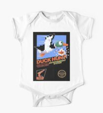 Duck Hunt Nes Art One Piece - Short Sleeve