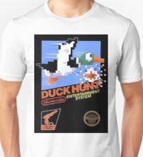 Duck Hunt Nes Art T-Shirt