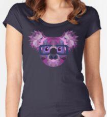 Doubtful Koala Women's Fitted Scoop T-Shirt