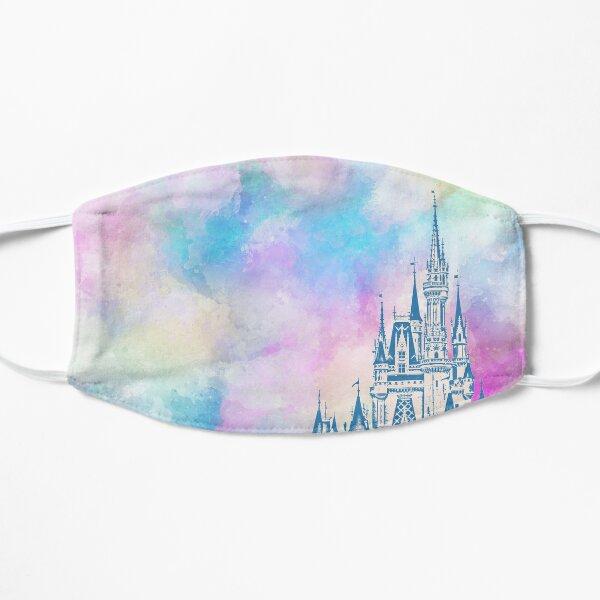 Magic Castle Watercolor III Mask
