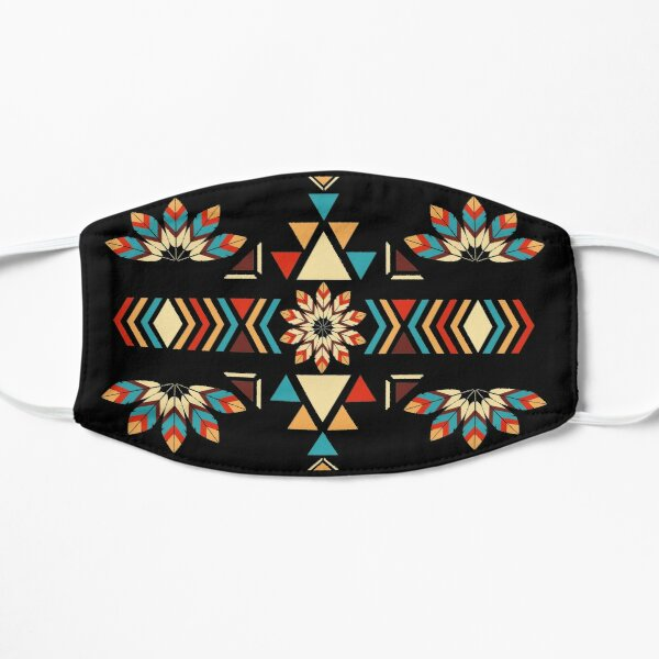 Indian feathers decoration Small Mask