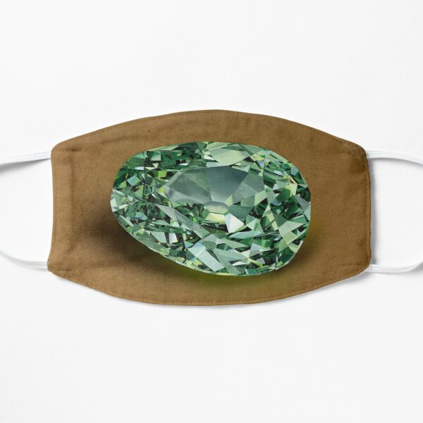 Dresden Diamond Flat Mask