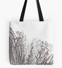 White broom Tote Bag