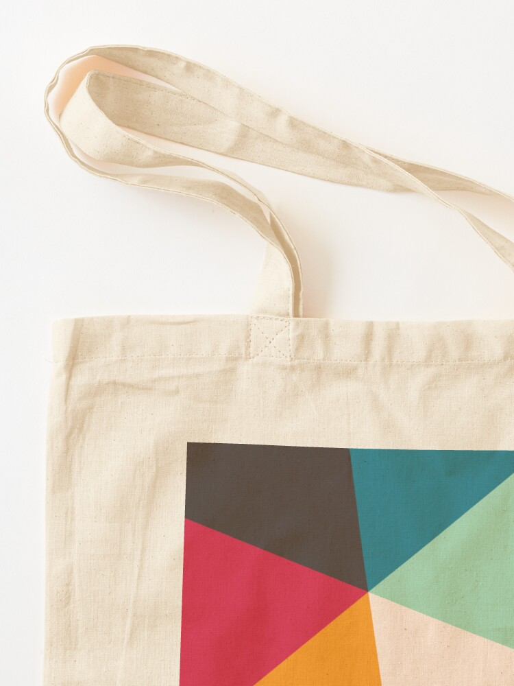 Alternate view of Triangles (2012) Tote Bag
