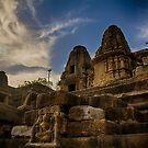 Sunrise at Modhera Sun Temple by Biren Brahmbhatt