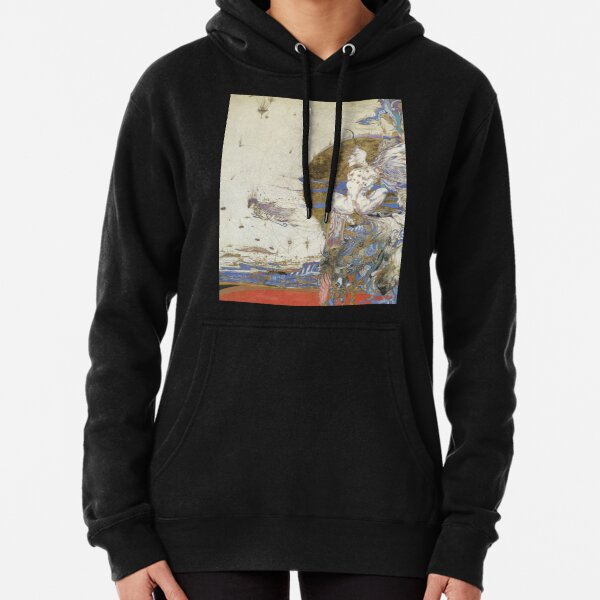 Fantasy in a dream. Pullover Hoodie