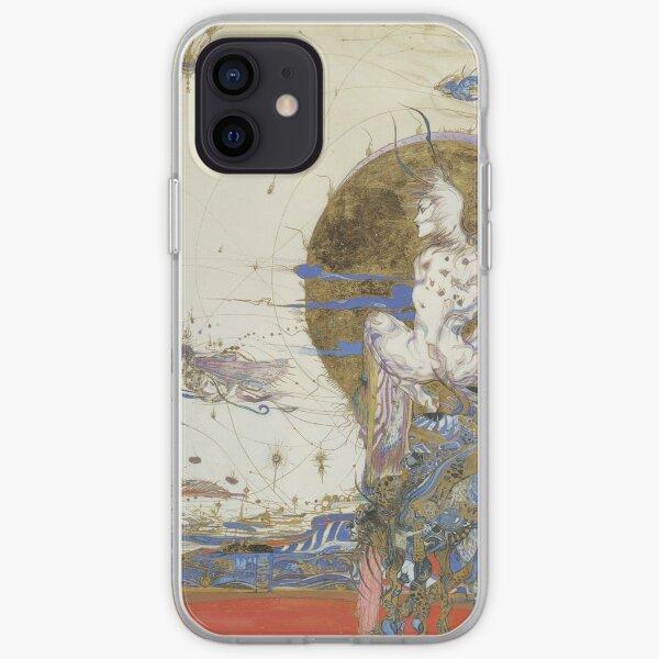 Fantasy in a dream. iPhone Soft Case