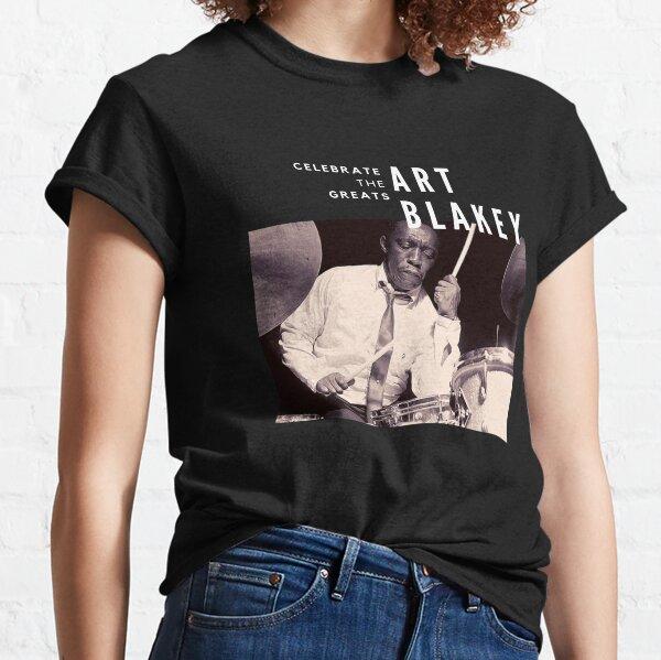 Art Blakey: Great Jazz Drummer/ Musician Classic T-Shirt