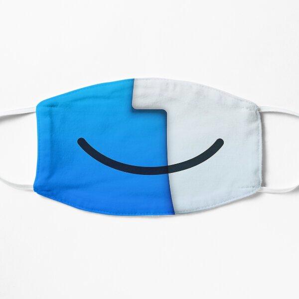 Finder Logo Flat Mask