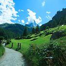 zermatt (004), (matterhorn) by dirk hinz