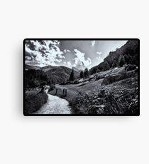 zermatt (005), (matterhorn)  Canvas Print