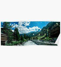 zermatt (006), (matterhorn)  Poster