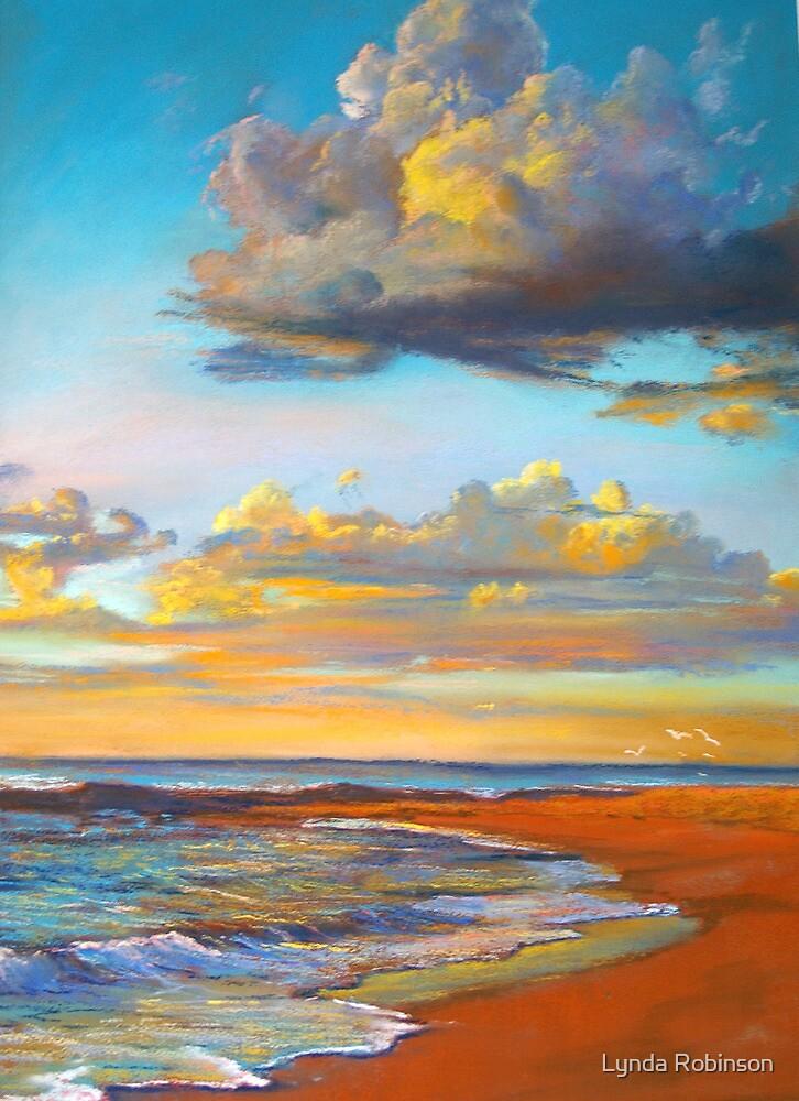 Marengo Sunrise by Lynda Robinson