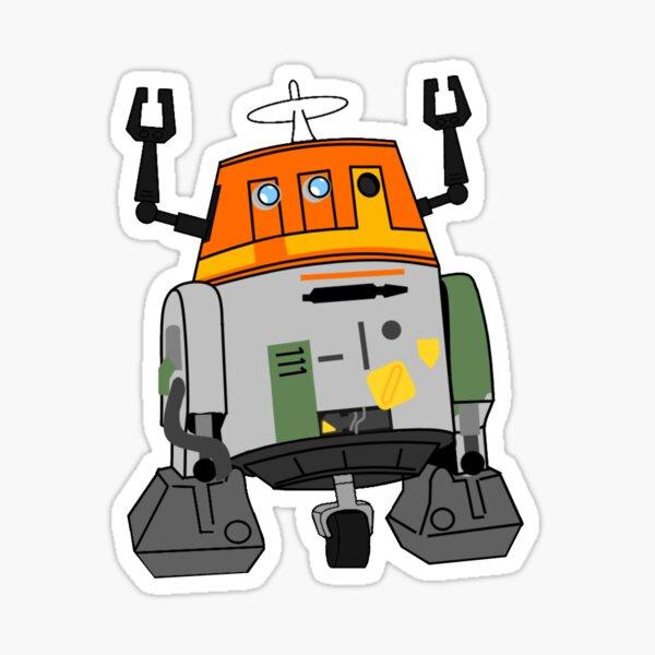 Chopper Blips Sticker