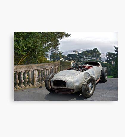 1930X WTH IZIT Race Car II Canvas Print