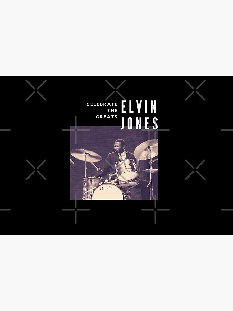 Elvin Jones: Great Jazz Drummer/ Musician by Nextleveldrums1