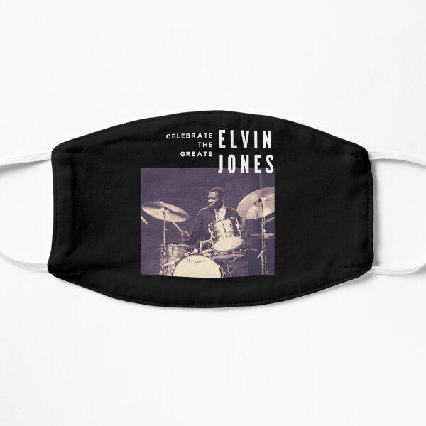 Elvin Jones: Great Jazz Drummer/ Musician Flat Mask