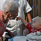 SMASH CAKE WITH GG by Spiritinme