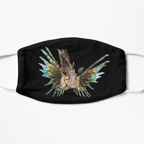 Feuerfisch abstrakt | Unterwasserkunst schwebender Fisch |  Flache Maske