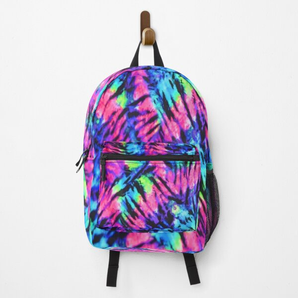 Funny Tie Dye Backpack
