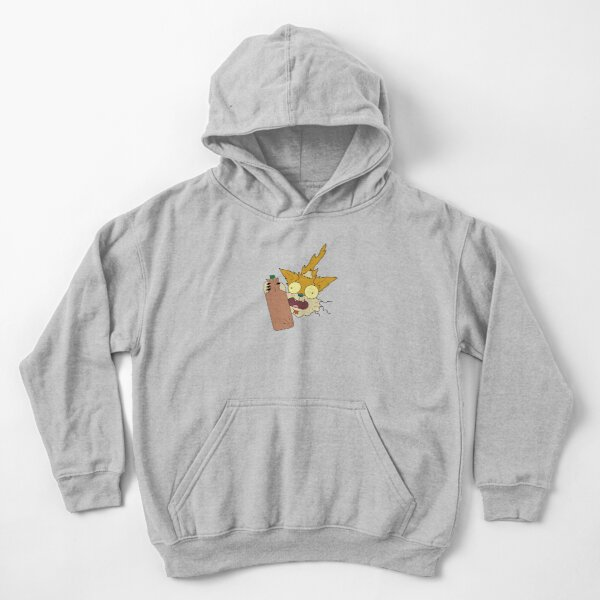 Squanchy Kids Pullover Hoodie