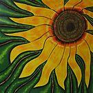 Sunflower Dreams by Guy Wann