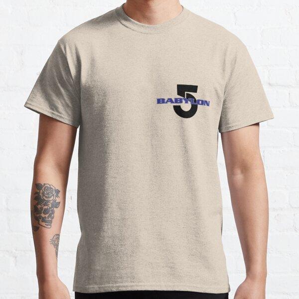 Babylon 5 Logo Classic T-Shirt