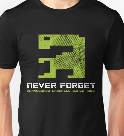 ET Never Forget Landfill Since 1983 T-shirt