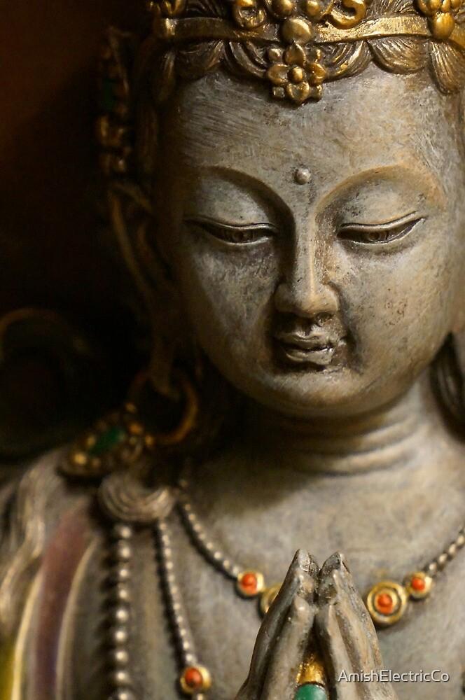 Mo' Betta Buddha by AmishElectricCo