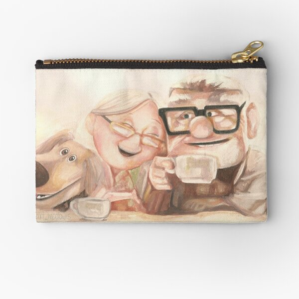 Up Movie - Carl and Ellie Zipper Pouch