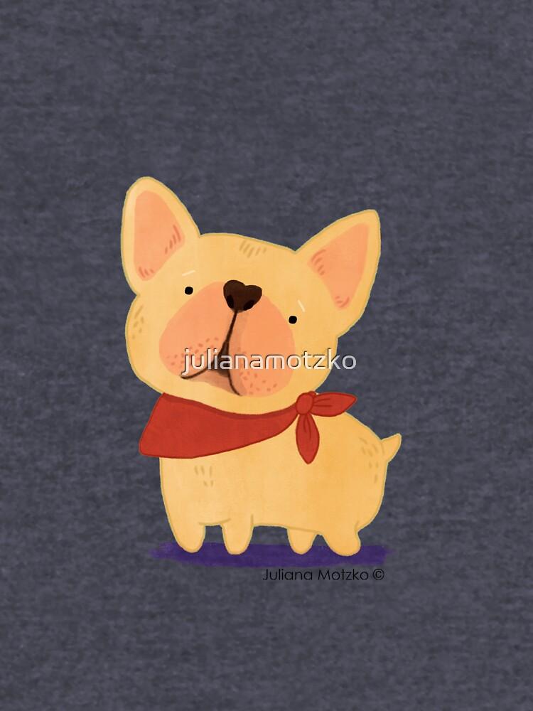 French Bulldog by julianamotzko