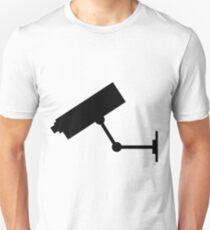 CCTV Symbol Unisex T-Shirt