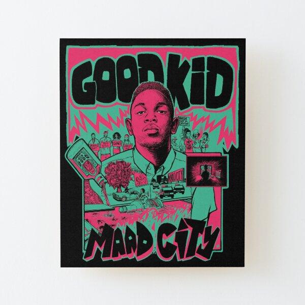 GKMC Wood Mounted Print