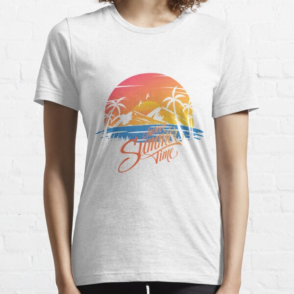 Sweet summer time on the beach Essential T-Shirt