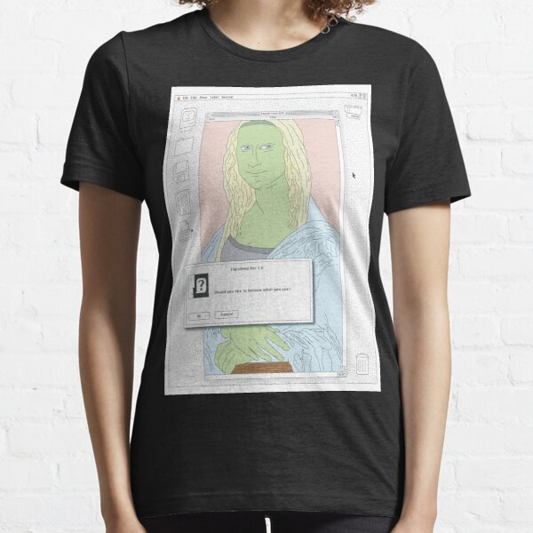 Mac Lisa Essential T-Shirt