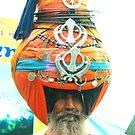 Portrait Series-4 by Dr. Harmeet Singh