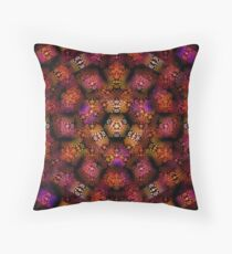 Weaved Signum Throw Pillow