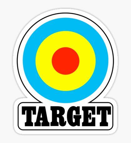 Target books Sticker