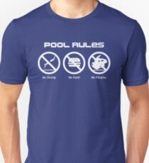 Pool Rules T-Shirt