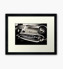Retro Awesome Framed Print