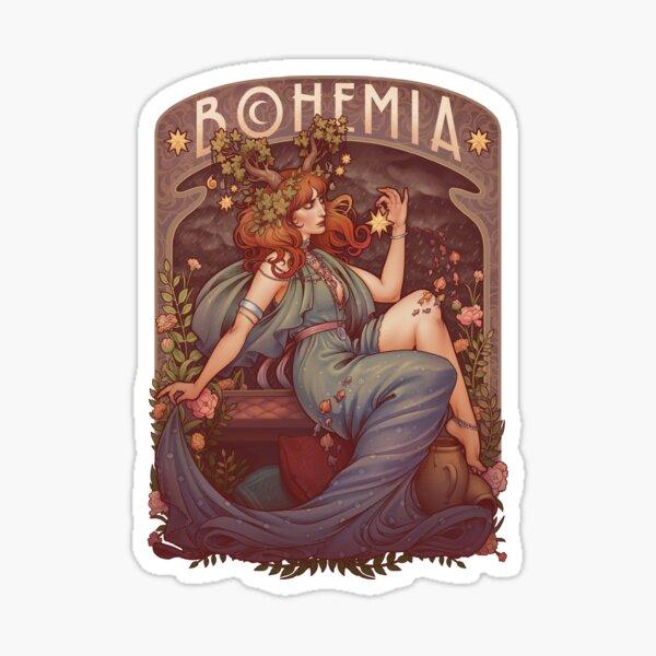 pour les êtres magiques. par Medusa Dollmaker. Sticker