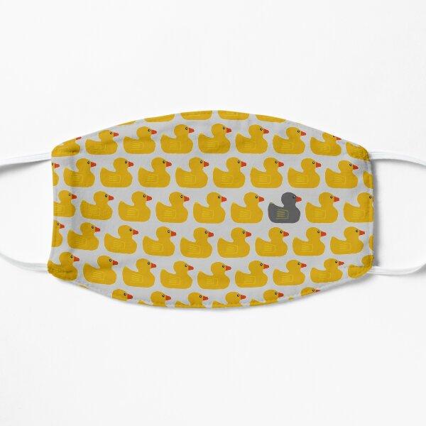 Rubber Ducks - Minnesota Duck, Duck Grey Duck Mask
