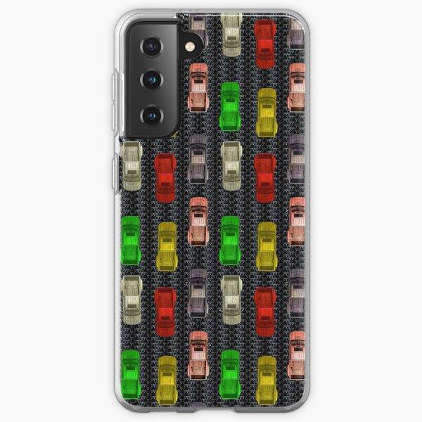 Game Car Race 2 Samsung Galaxy Soft Case