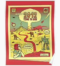 2012 Comic Poster