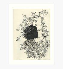 A Dream of You Art Print