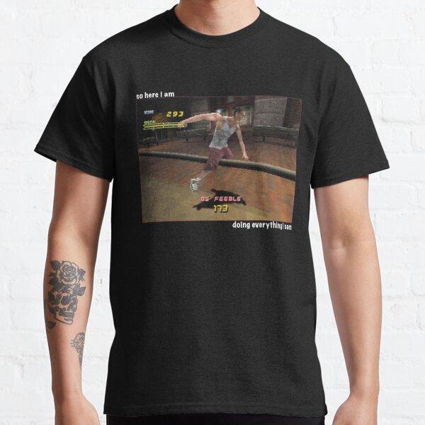 Haciendo todo lo que puedo Camiseta clásica